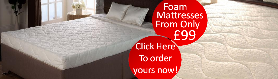 Memory Foam Mattresses Offer