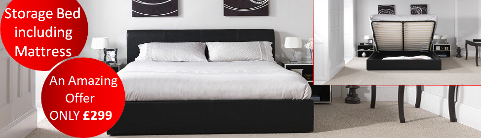 Storage Bed Offer