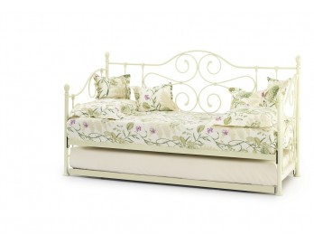 Florence Day Bed With Trundle Guest Bed