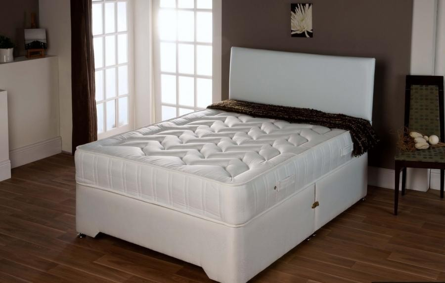 Sareena orthopaedic divan bed for Orthopedic divan beds