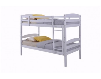 Chatsworth White Bunk
