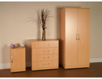 Bedside Cabinets - Various Colours