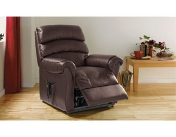 Warwick Rise and Recline Electric Leather Chair